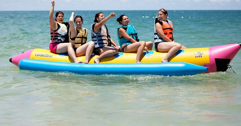 The Great Experience of Exciting Bali Water Sport 1