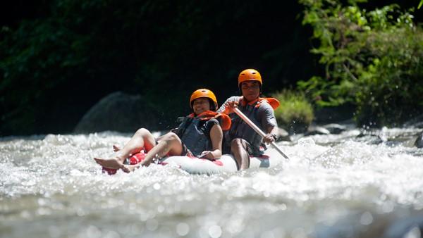 Ayung River Tubing Bali 1