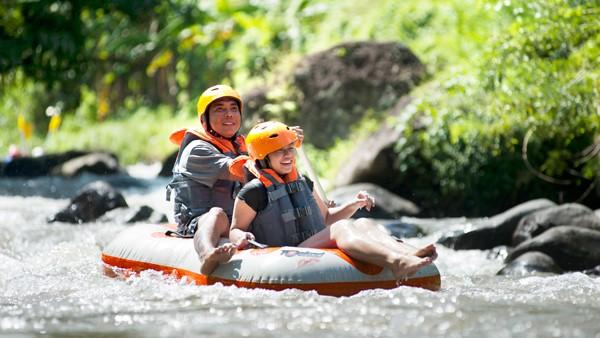 Ayung River Tubing Bali 4