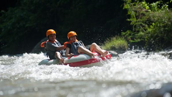 Ayung River Tubing Bali 5