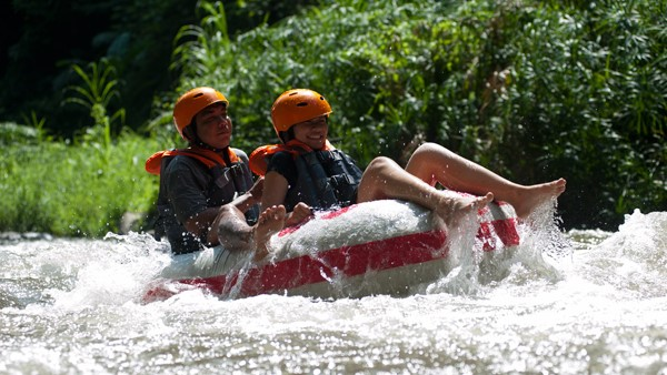 Ayung River Tubing Bali 6