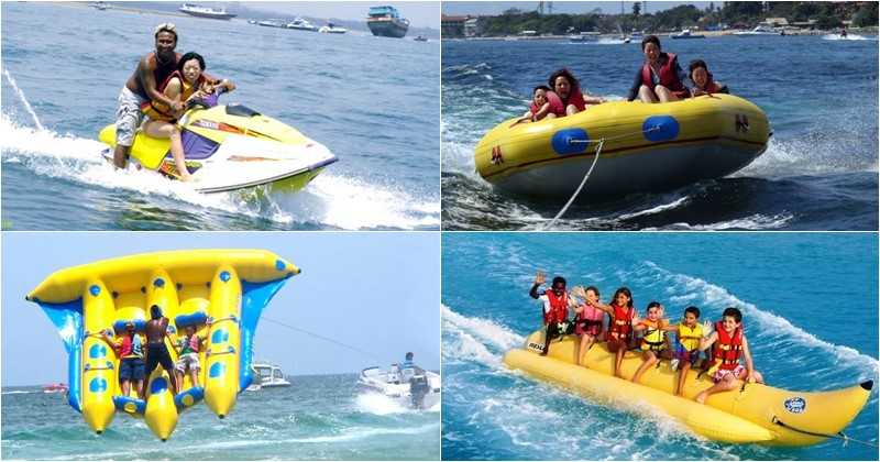 9 best game water sports in bali 2