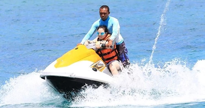 Ski Jet Bali Tanjung Benoa Beach Nusa Dua–Maritime Sports 1