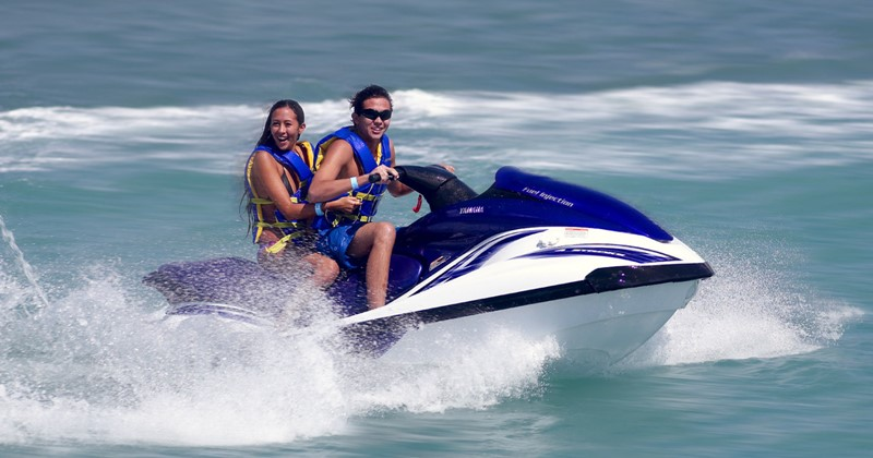 Ski Jet Bali Tanjung Benoa Beach Nusa Dua–Maritime Sports 2