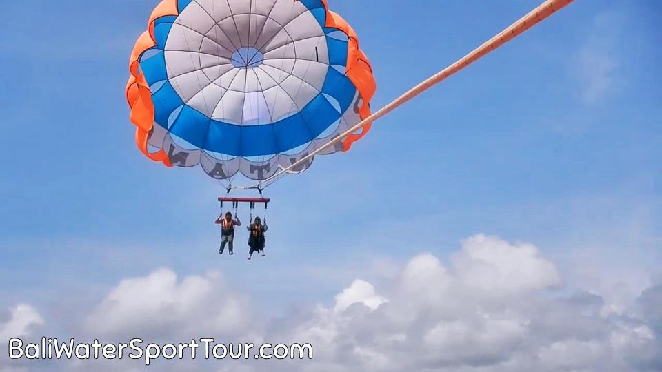 Parasailing Adventure Bali in Tanjung Benoa For Unforgettable Adventure 7