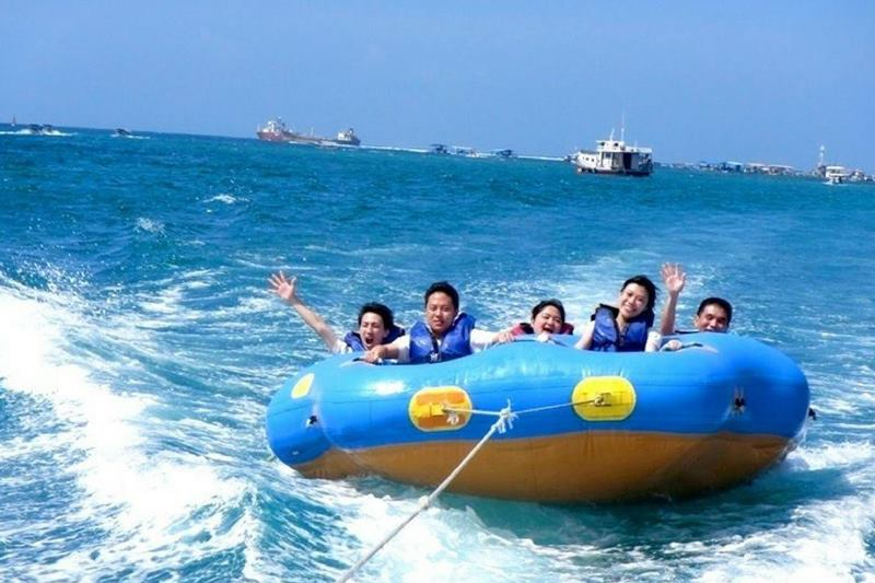 Explore The Amazing Journey In Bali Water Sport Beach 1