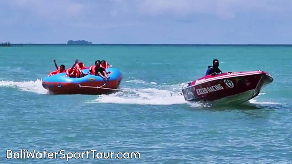 New Water Sport, Rolling Donut in Tanjung Benoa 6