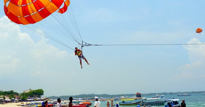 5 Things to be Known About Bali Marine Parasailing 2
