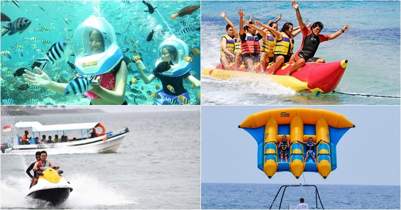 Water sports best place in Bali 1