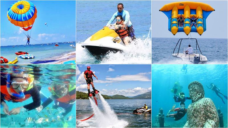 5+ Water Sports - Challenging and Exciting Activities To Do in Bali at Tanjung Benoa 2